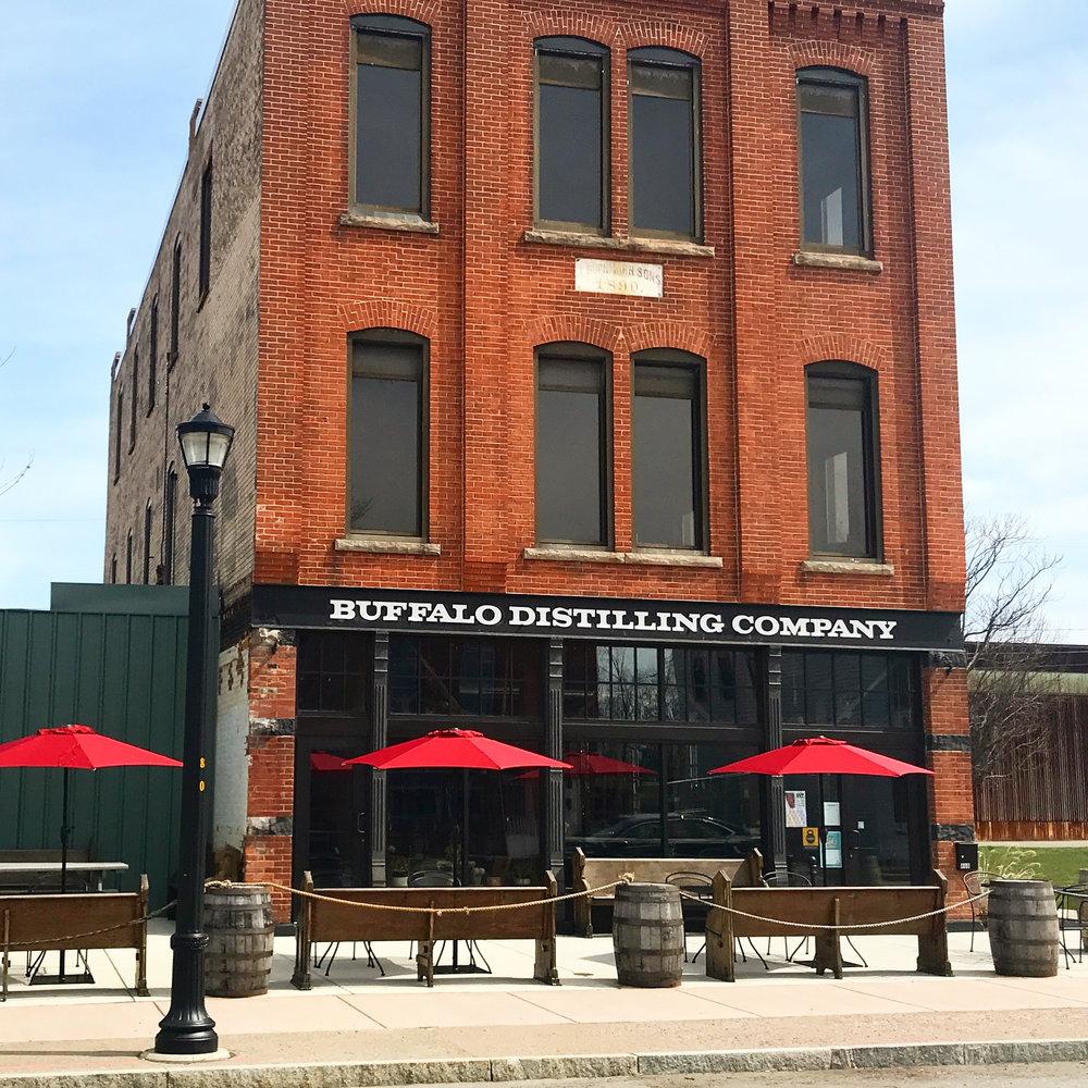Located in Larkinville - Buffalo,NY