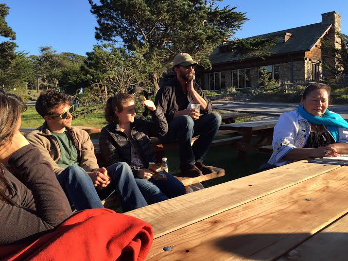 Client Meetup at Ecofarm 2015