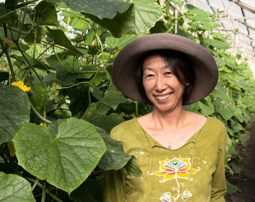 Janet Nagamine, Hikari Farms