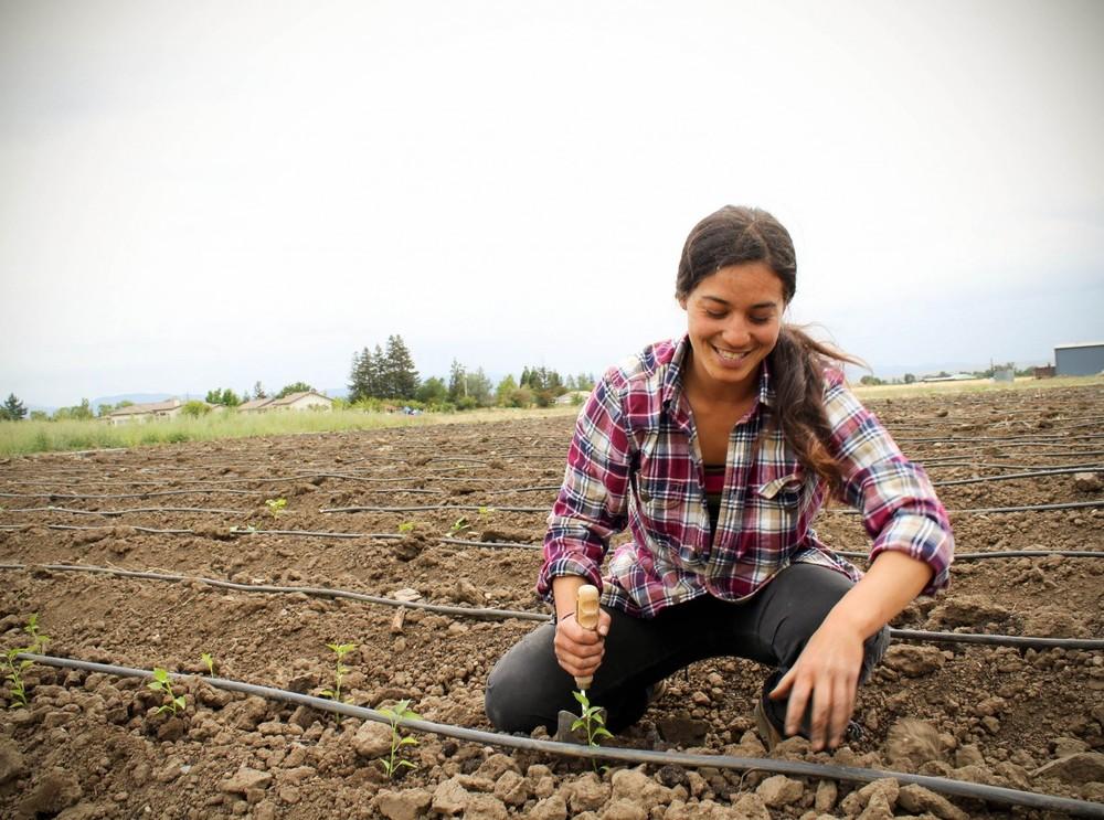 Marsha, Oya Organics