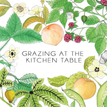 Grazing at the Kitchen Table 2016