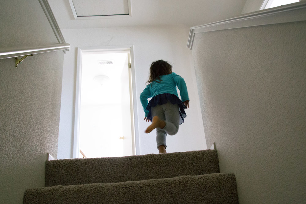 Saori, the three-year-old daughter of Oya owners Marsha and Modesto, races up the stairs of her two-story house. Although Hollister is considered to be a part of San Francisco's greater Bay Area, the economic context is far different from how most perceive the region. For example, the median home value in Hollister is $471,700, compared to $712,000 in the Bay Area.