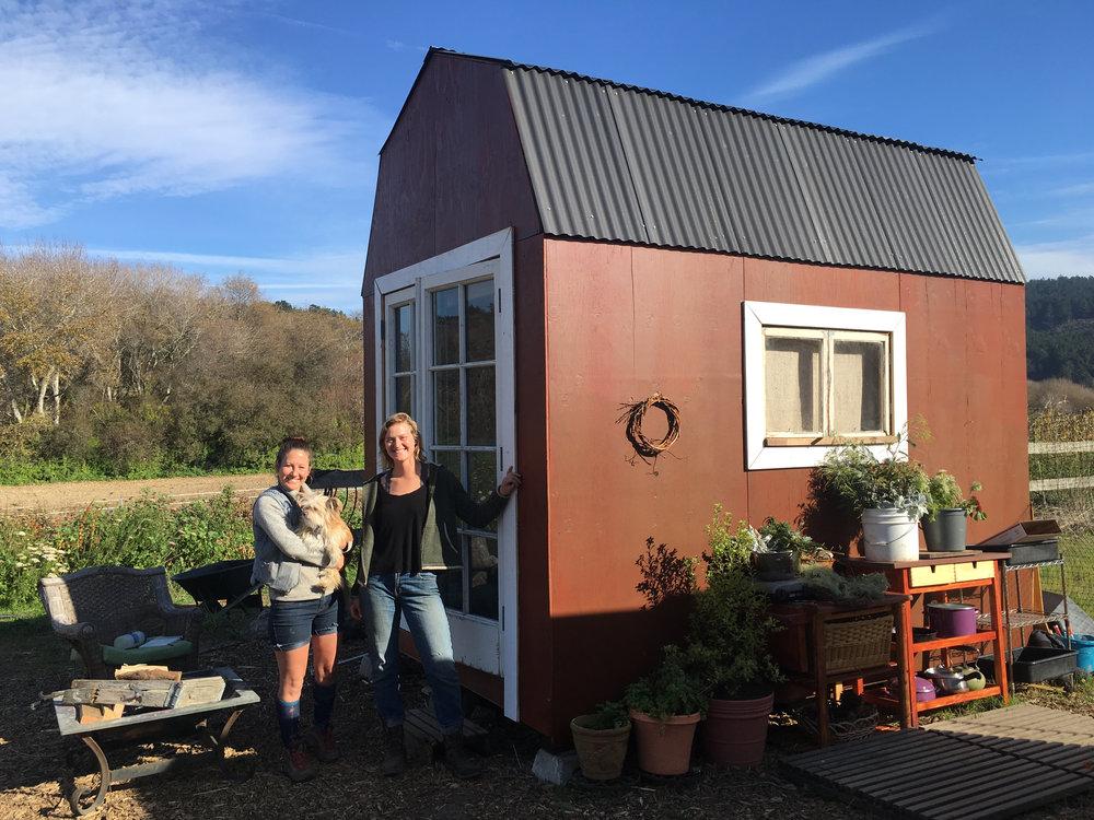 Airielle Love & Kaeleigh Carrier, Fly Girl Farm