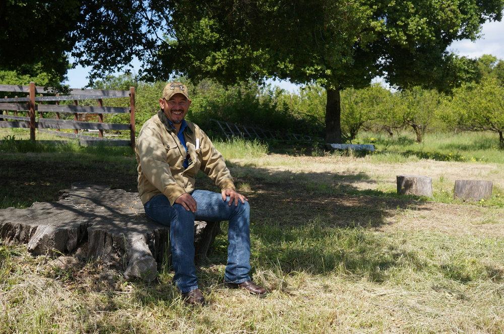 Victor Cortéz, La Granjita Organics