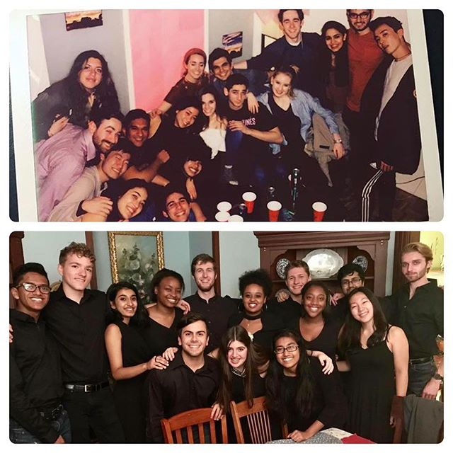 Sending love and luck to our friends as they head to Berklee and represent Harvard at the first Northeast Quarterfinal of this ICCA season!! Can't wait to see the incredible magic you create on stage ❤️ We'll be cheering you on from the audience!