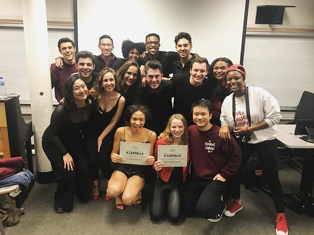 #iccasemis BOUND ‼️ The LowKeys had an incredible time at ICCA Quarterfinals this evening. It was so powerful and humbling to deliver the musical story that we've been creating for weeks! • We snagged an award for Outstanding Arrangement (@olgrom ‼️) • ...AND we placed first and were named ICCA Quarterfinal Champions and are HEADED TO ICCA NORTHEAST SEMIFINALS 🗝 See you soon, Boston Symphony!