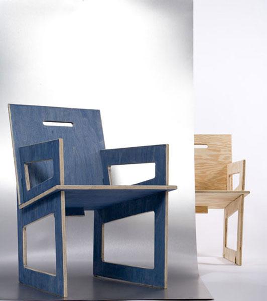 N.O.L.A. Chair