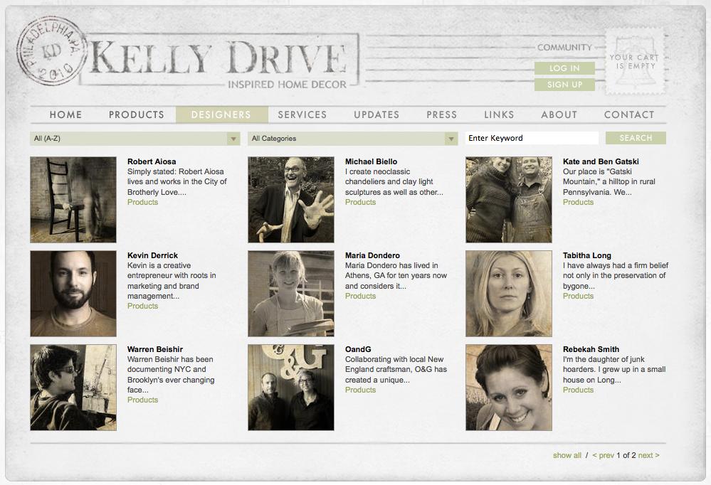 Kelly Drive