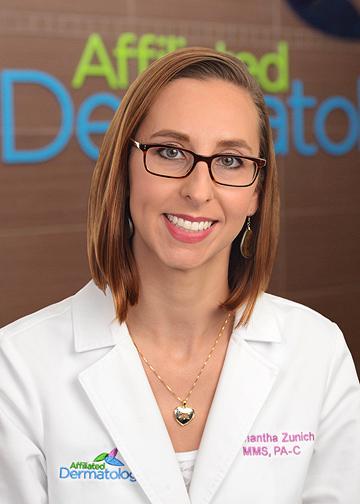 Samantha M. Zunich, MMS, PA-C