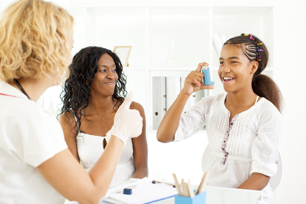 Asthma Allergy Testing