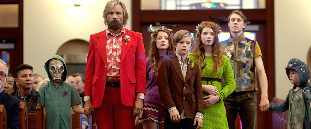 CAPTAIN FANTASTIC  Arri Alexa Classic / Leica Summicron-C Primes  Angenieux Optimos   TRAILER