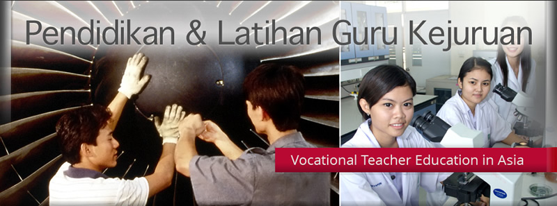Vocational Teacher Education in Asia
