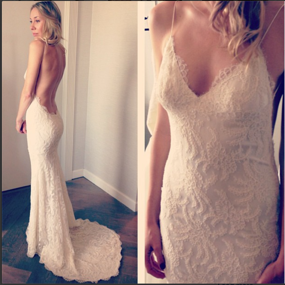 The gorgeous 'Princeville' Image taken from the @katiemaycollection instagram