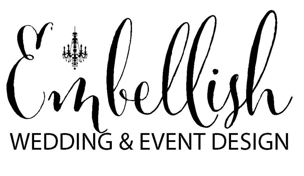 embellish wedding event design