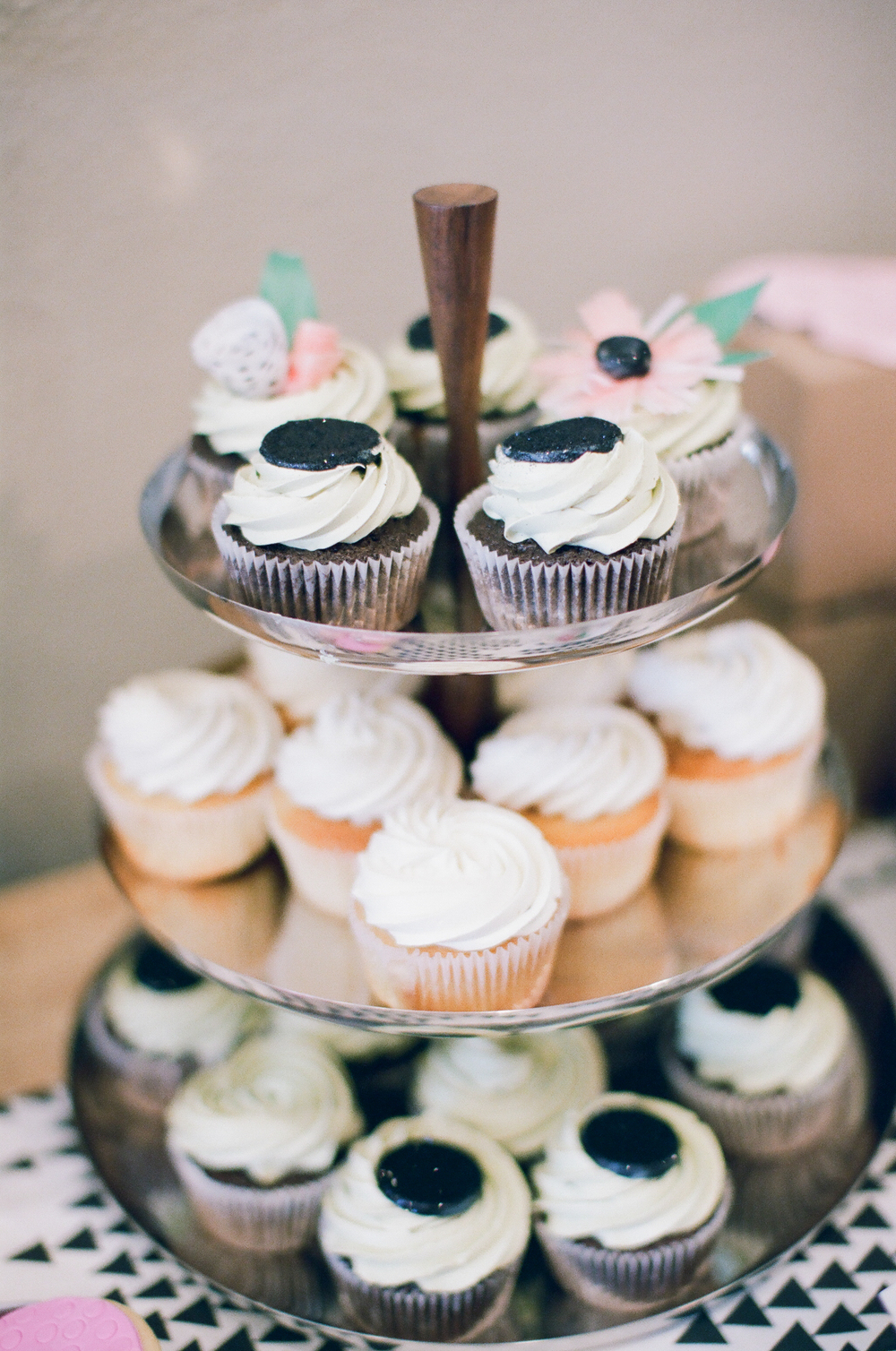 Delicious cupcakes by Sweets Cakes & Pastry