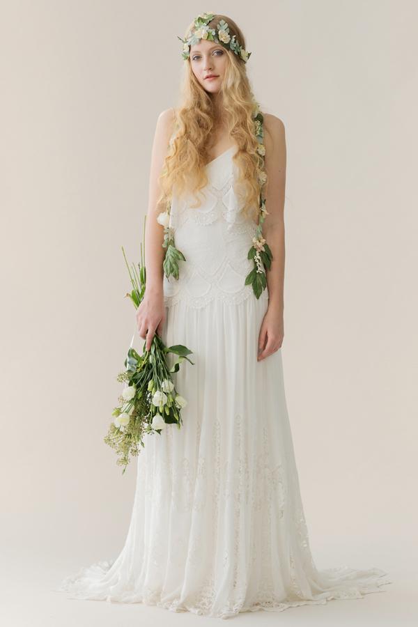 Houghton Bride NYC bridal gown Colorado