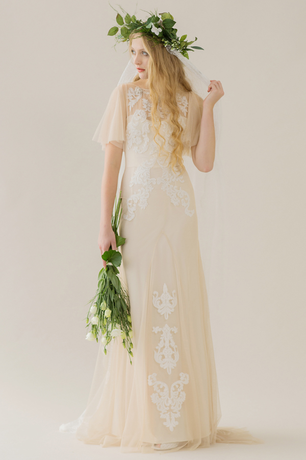 Houghton Bride NYC bridal gown