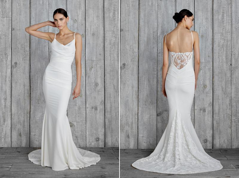 4 must try nicole miller bridal gowns for your 2015 for Nicole miller dresses wedding