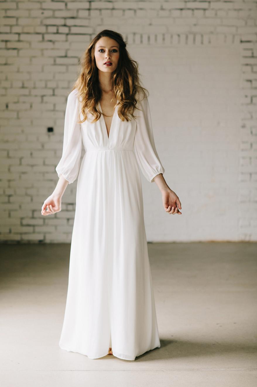 Elizabeth Dye Tempest Dress