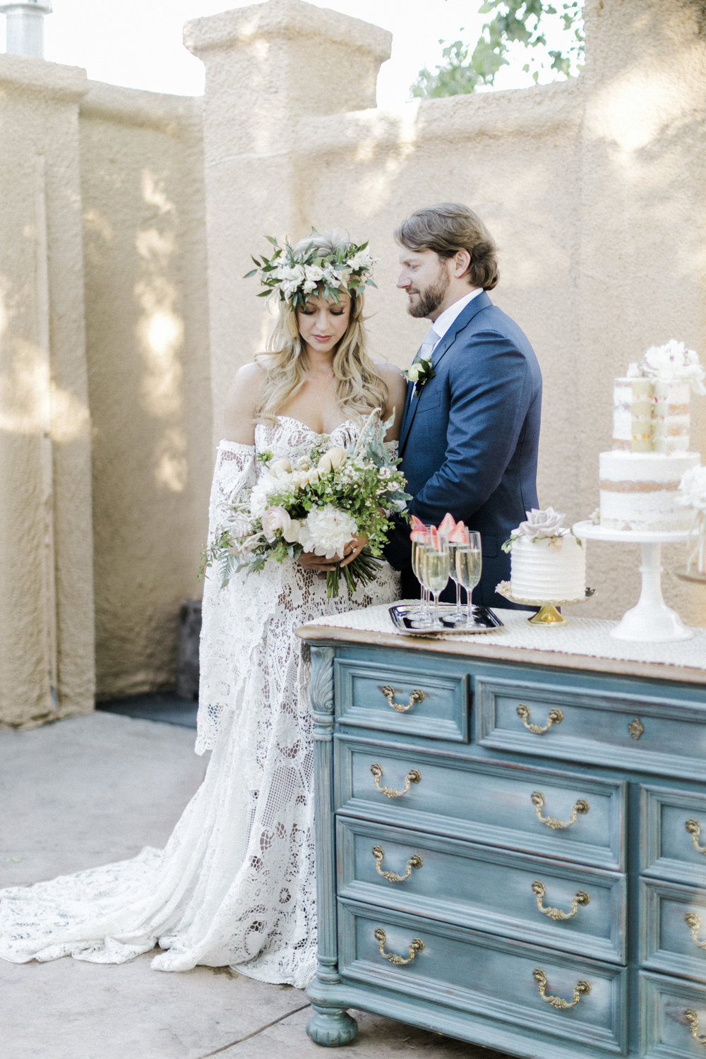 Light + Airy Boho Styled Shoot at Villa Parker | Sarah Porter ...