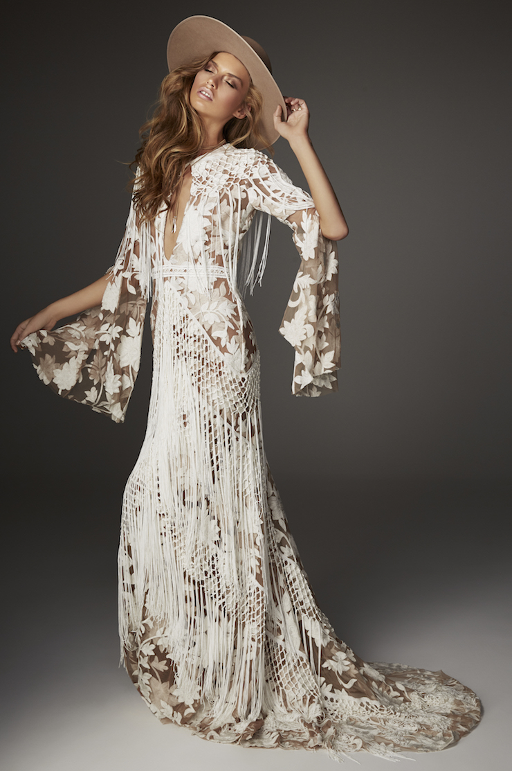 Top Boho Wedding Gowns Available At Abe Bridal Shop