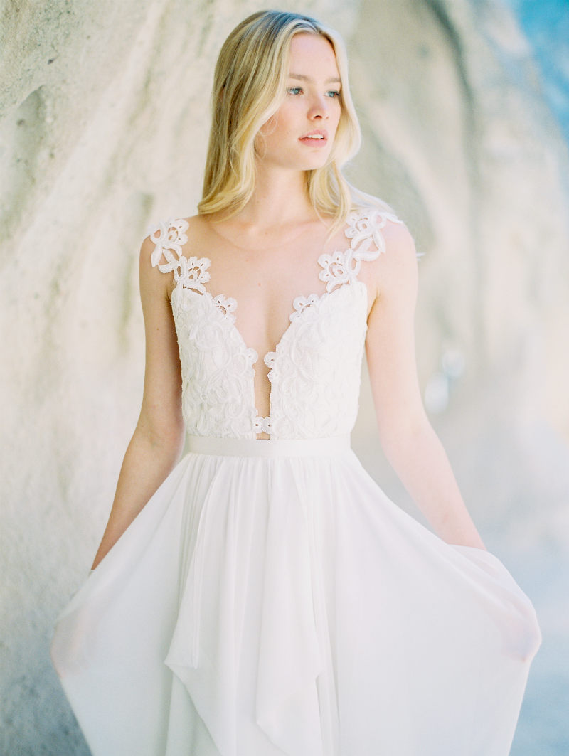 - Truvelle 'Julie' Wedding Dress