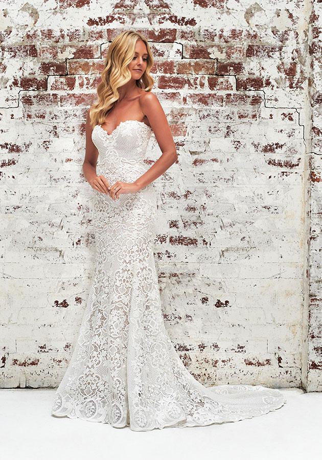 - Jane Hill 'Gigi' Wedding Dress