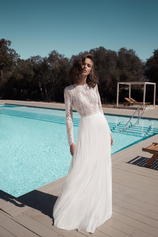 - Flora 'Marin' Wedding Dress