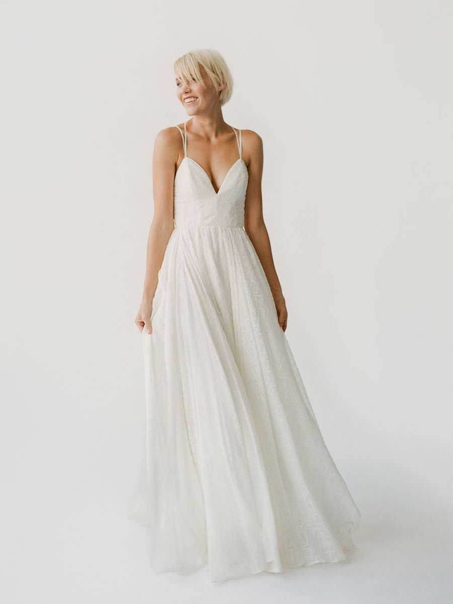 Our Favorite Gowns from the 2019 Truvelle Collection|a&bé bridal shop