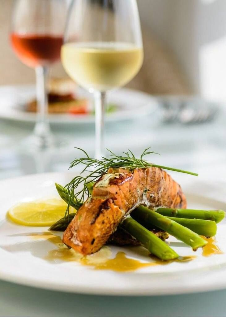 Exceptional dining and fine wines are among the attractions at Woodbridge on the Derwent
