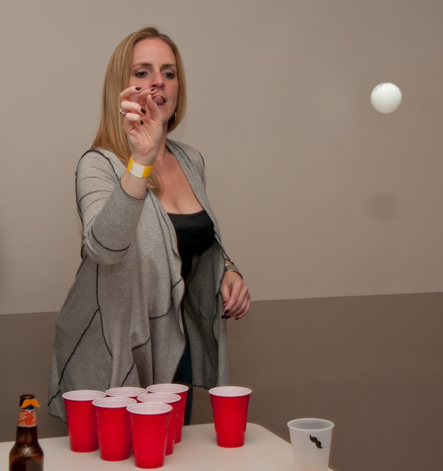 Woman Playing Beer Pong.jpg