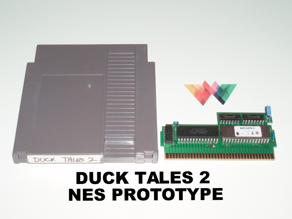 DuckTales 2 Prototype