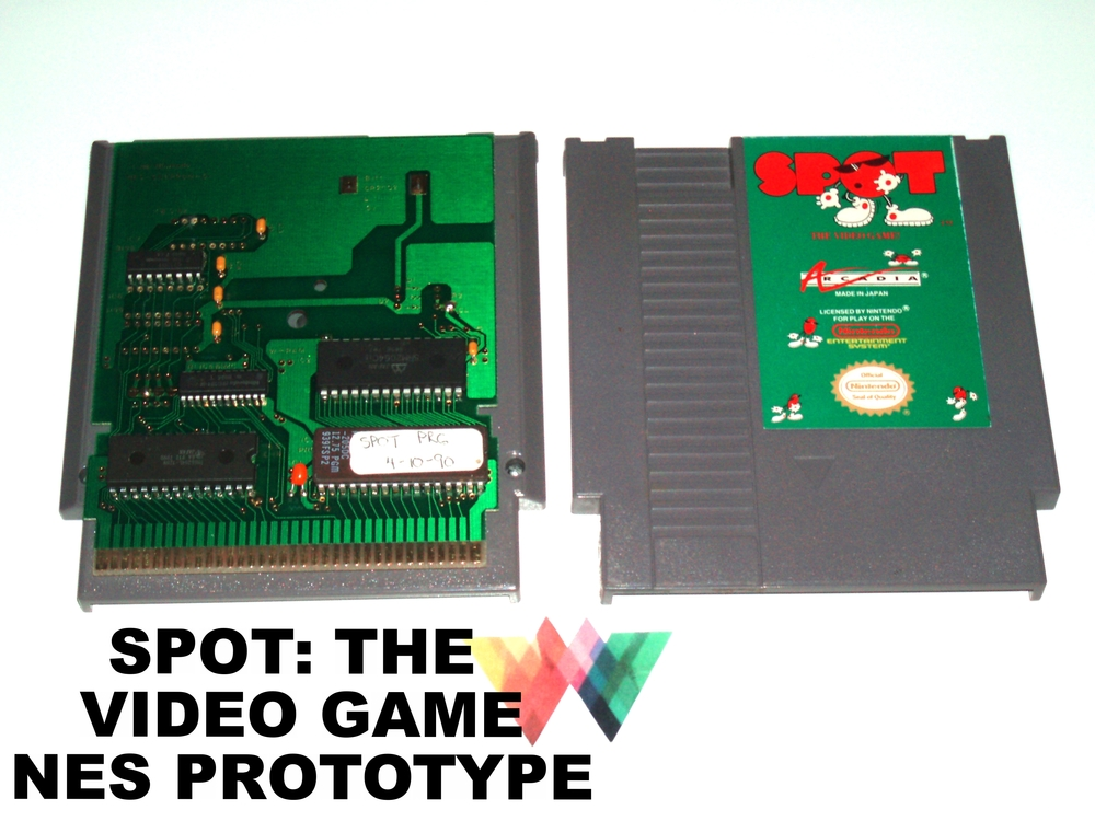 Spot: The Video Game Prototype