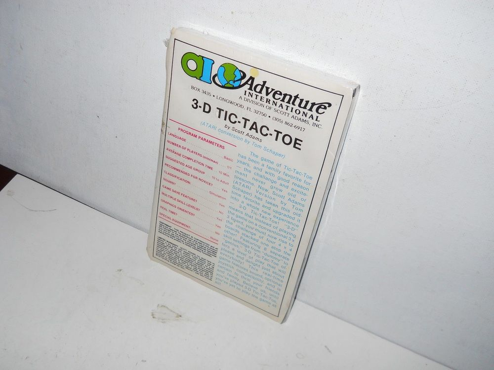 3D Tic Tac Toe AI Sealed back.JPG