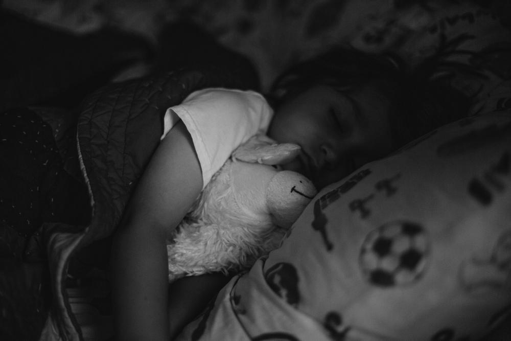 ...making it OK that it is bedtime