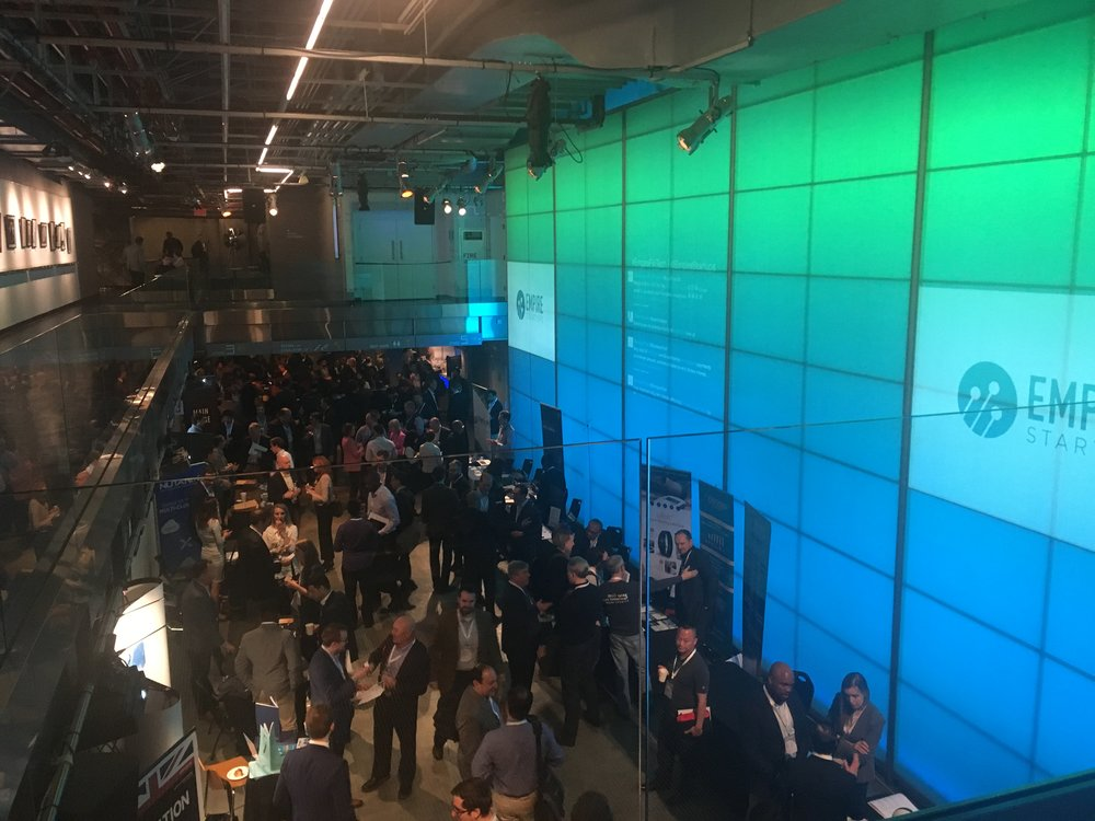 Empire FinTech Conference - networking at its best