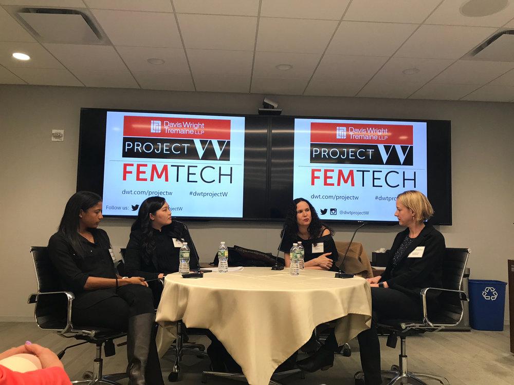 FemTech Leaders Meetup - building a community of female entrepreneurs