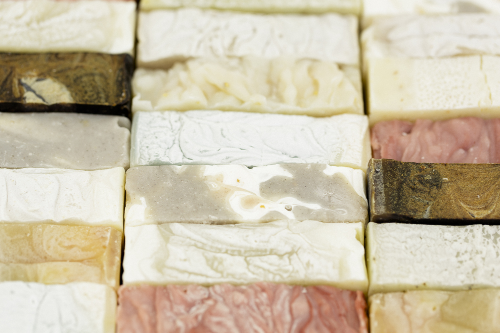 handcrafted natural soap