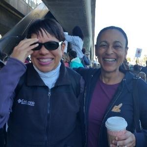 womens march LA