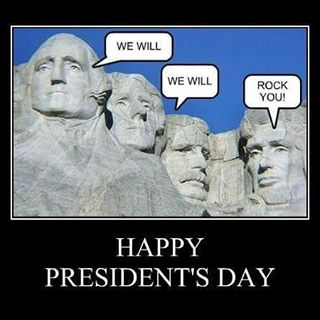 Happy President's Day and #MoxxieMonday!
