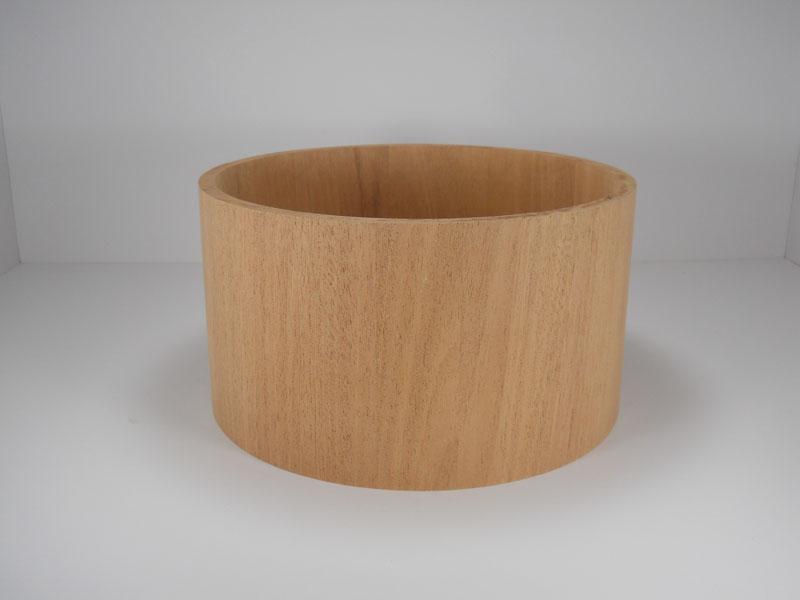 African mahogany 7.5x14