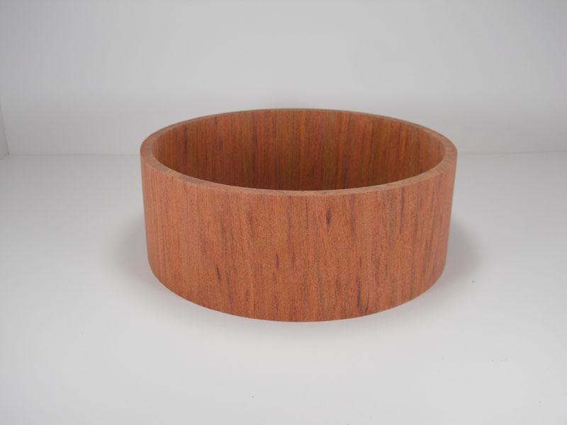Santos mahogany 5x14