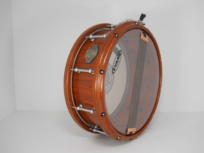 Bubinga with bubinga thick ply hoops