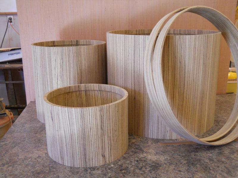 Zebra wood