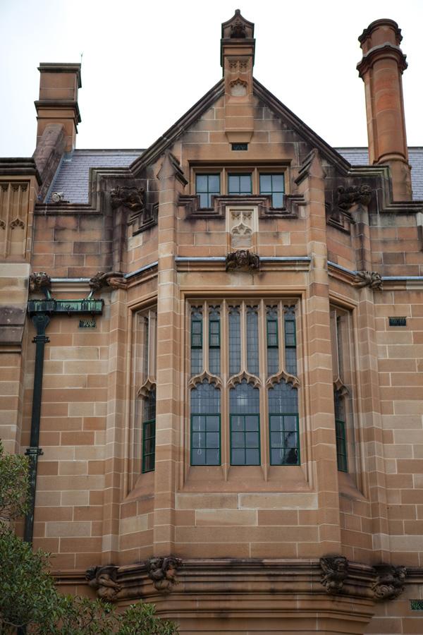 Anderson Stuart Building 4, Sydney Unversity 2011
