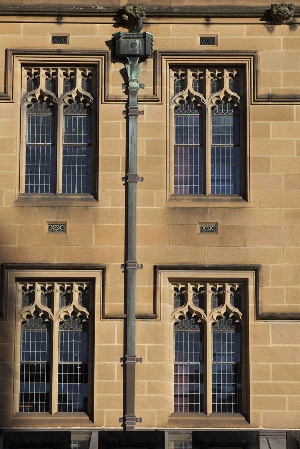 Main Quadrangle 4, Sydney University 2011