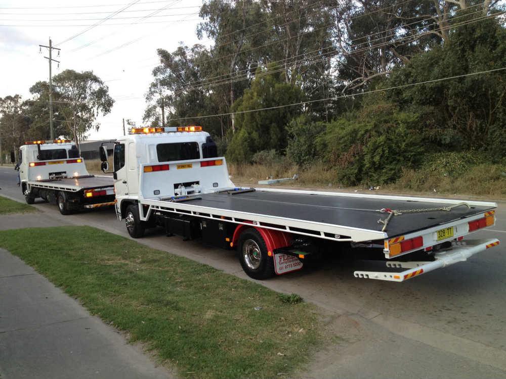 Two New Trucks