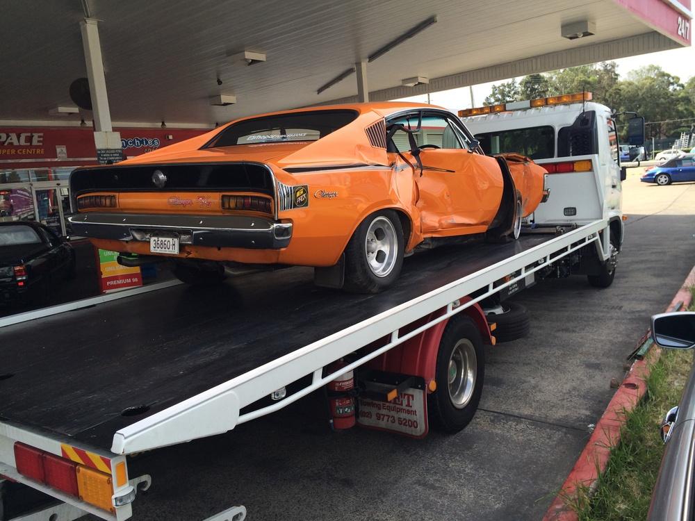 tow trucks liverpool
