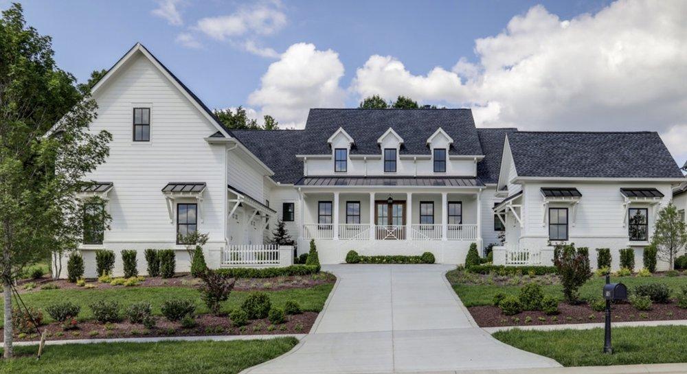 Welcome Home    Hatc  liff Construction, LLC, (615-)642-8971    PO Box 8181    Murfreesboro, TN 37133