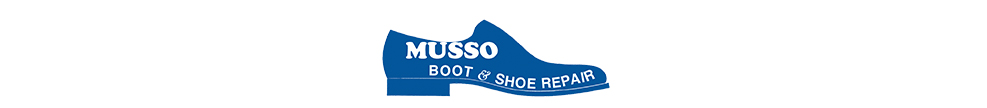 musso boot and shoe repair